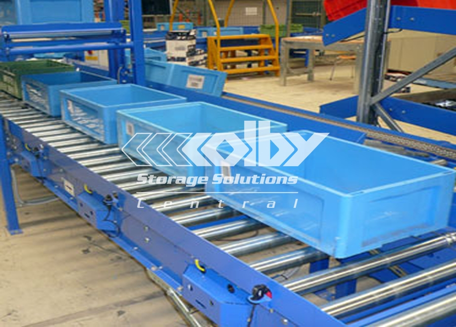 Accumulation Conveyors